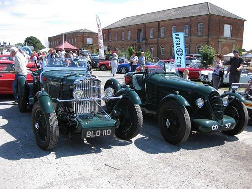Weedon Bec Classic Car